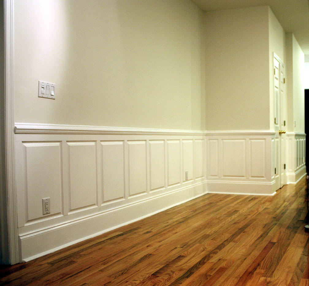 Wainscoting By Shane The Wood Whisperer