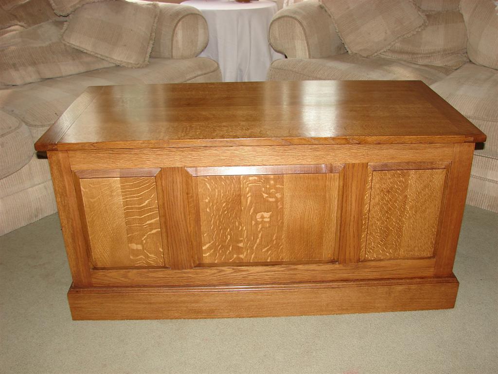 wood blanket chest plans learn how | desk plan