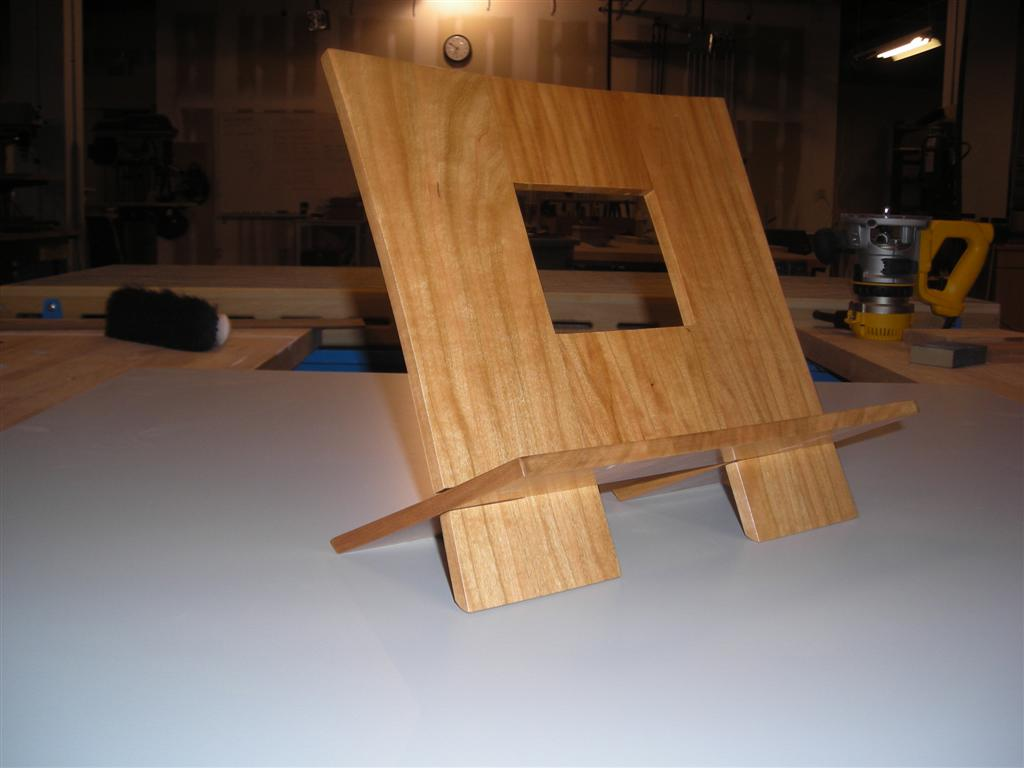 Ja: Useful Book stand plans woodworking
