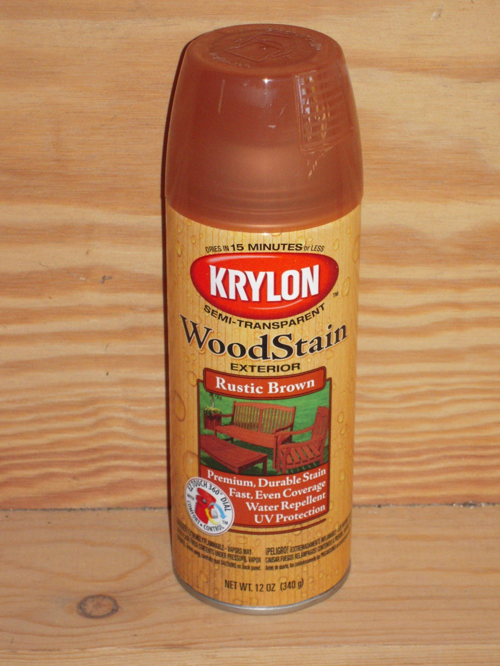 93 Krylon Spray Stain The Wood Whisperer
