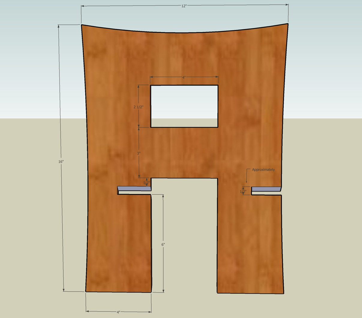 Wood Magazine Holder Plans Woodideas