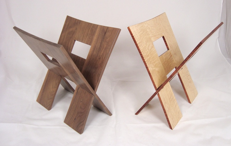 Holiday Project Magazine Rack Finewoodworking