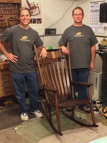 A Woodworking Vacation And The Tww Guild The Wood Whisperer