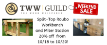 Guild Sale: Shop Furniture