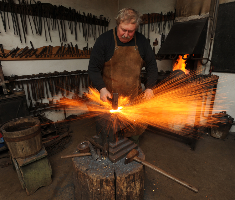 Getting Started In Blacksmithing